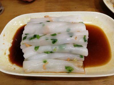 葱花蝦米腸