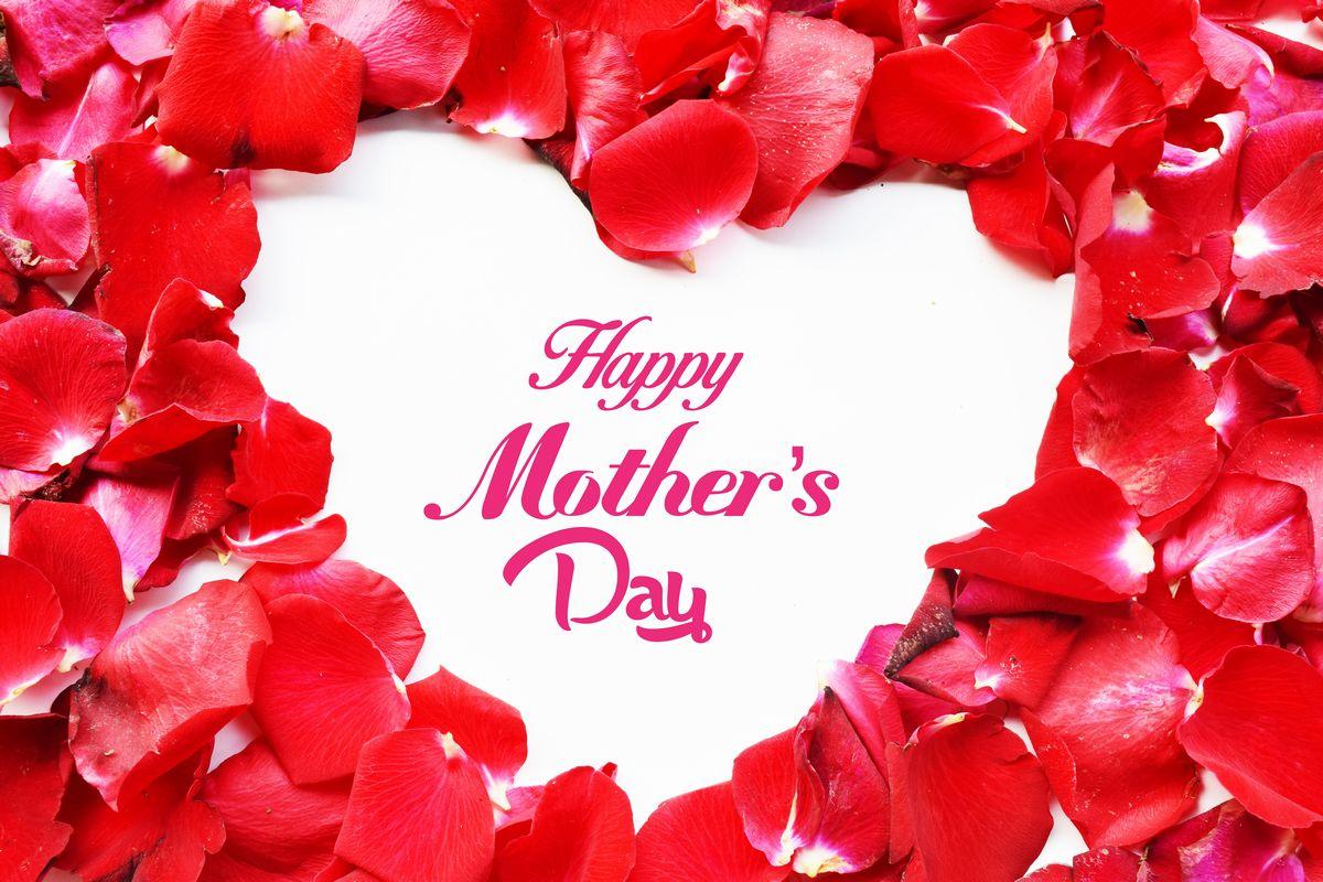 母の日 -Happy Mother's Day-