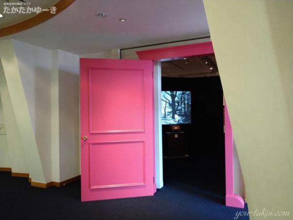 入口は大きなどこでもドア