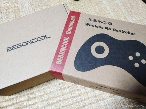 BEBONCOOL ワイヤレスコントローラー